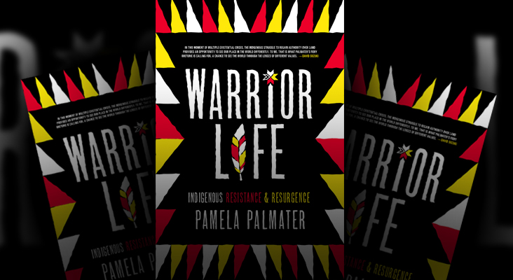 Warrior Life book cover.